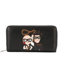 кошелек с заплаткой 'family' Dolce & Gabbana
