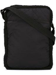 сумка на плечо с контрастной текстурой Cottweiler