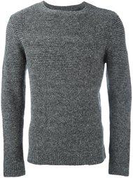 свитер в рубчик  Folk