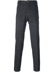 классические брюки кроя слим Etro