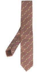 полосатый галстук Giorgio Armani Vintage