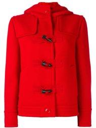свободная куртка с капюшоном Boutique Moschino