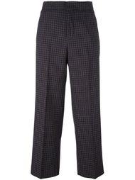 широкие брюки  Incotex
