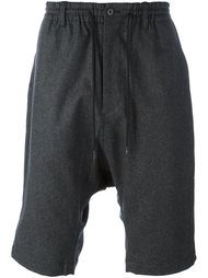 шорты с приспущенной шаговой линией Y-3