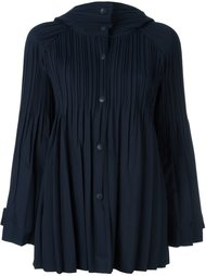 плиссированная куртка Pleats Please By Issey Miyake