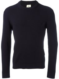 вязаный свитер  Folk