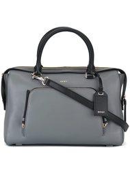 двухцветная сумка-тоут DKNY