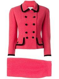 пиджак с юбкой  Chanel Vintage
