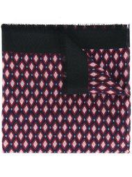 шарф с геометрическим принтом  Marc Jacobs