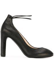 туфли с ремешком на щиколотке Roberto Del Carlo