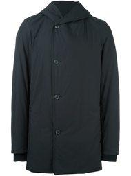 асимметричное пальто с капюшоном Stephan Schneider