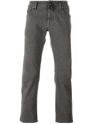 джинсы прямого кроя 'Comfort'  Jacob Cohen