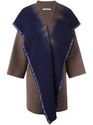 свободное пальто  Dusan