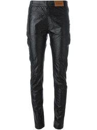 брюки с ширинкой сзади  A.F.Vandevorst