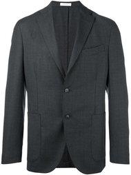 пиджак с прямоугольными лацканами Boglioli