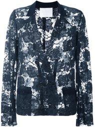 кружевной пиджак Lanvin Vintage