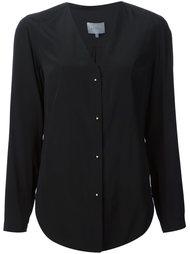 блузка без воротника Maiyet