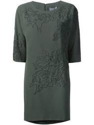embroidered T-shirt dress Maiyet