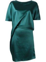 платье с короткими рукавами  Ann Demeulemeester