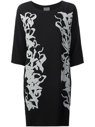 appliqué T-shirt dress  Maiyet