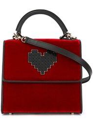 сумка через плечо с сердцем Les Petits Joueurs