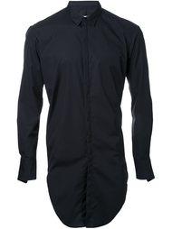 удлиненная рубашка Strateas Carlucci