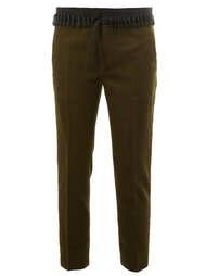 laced waistband trousers Haider Ackermann