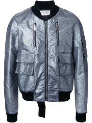 куртка-бомбер Strateas Carlucci