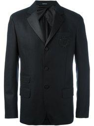 пиджак с декорированным нагрудным карманом Alexander McQueen