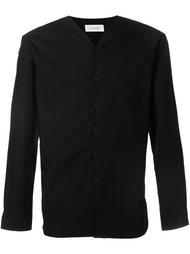рубашка с V-образным вырезом Lemaire
