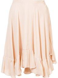 асимметричная юбка Chloé