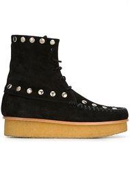 ботинки 'Sinai High' Giuseppe Zanotti Design
