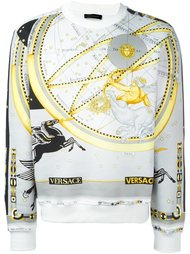 толстовка 'Astrological'  Versace