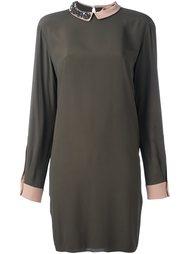 декорированное платье шифт Nº21