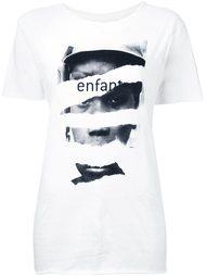 футболка 'Enfant' Strateas Carlucci