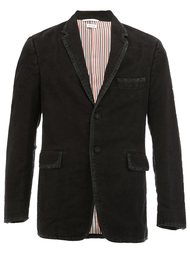 classic two-button jacket Thom Browne