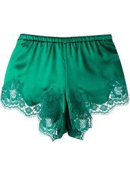 lace trim shorts  Dolce & Gabbana Underwear