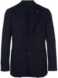 пиджак на три пуговицы Gabriele Pasini