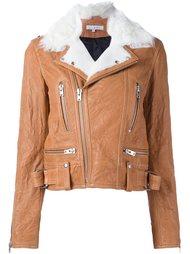 байкерская куртка из овчины Iro