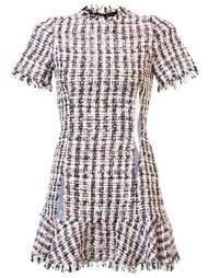 tweed short sleeve dress Sandy Liang