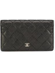 стеганый кошелек Chanel Vintage