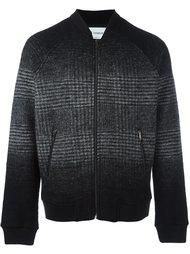 куртка бомбер с вязаной отделкой Dondup