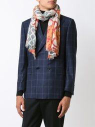 шарф 'Squiggle'  Vivienne Westwood