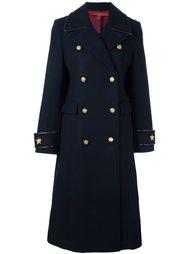 двубортное пальто  Tommy Hilfiger