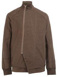 асимметричная куртка-бомбер  Julius