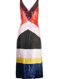 платье с пайетками Novis