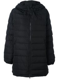 пальто-пуховик с капюшоном Aspesi