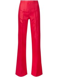 расклешенные брюки Christian Siriano