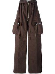 брюки карго 'Pannier' Rick Owens
