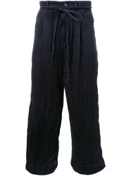свободные брюки  Craig Green